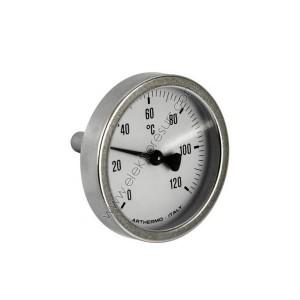 Аксиален термометър Ф63