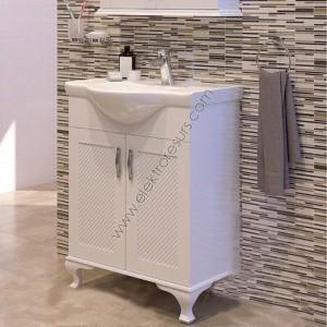 Шкаф за баня Виктория- Долен