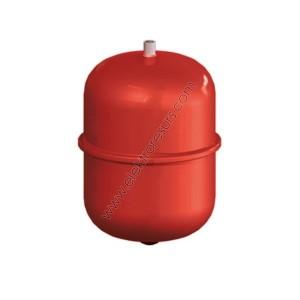 Разширителен мембранен съд 8л 1/2'' Червен