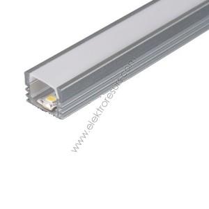 LED Алуминиев корпус 2м Мат