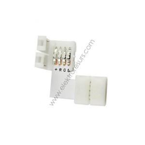 L-конектор за LED лента RGB