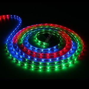 LED Лента 5050 IP65 RGB 4.8W